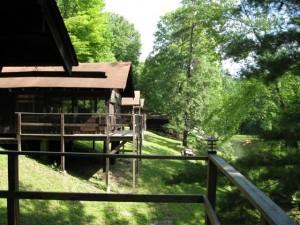 Cabin row 2009