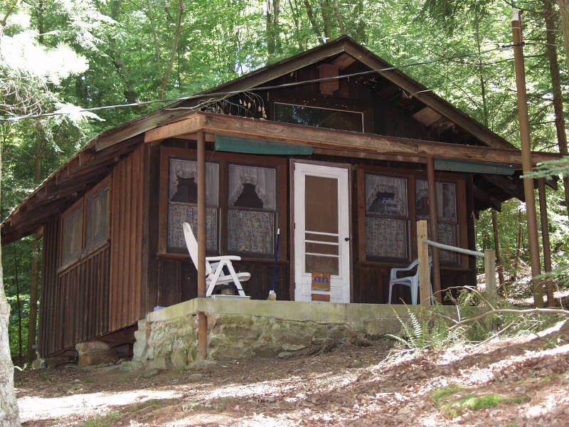 cabin rentals at camp wyandot camp wyandot inc